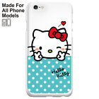 Hello Kitty Phone Case for iPhone 4 SE 5 6S Plus Galaxy S7 Note HTC LG Nexus P9
