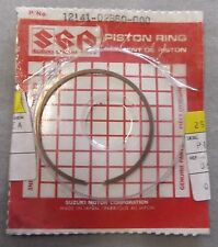 Genuine Suzuki RM80 Piston Ring Set Standard Size 12141-02B80 Kolbenring