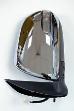 Toyota Hilux Mk7 2.5TD/3.0TD Door/Wing Mirror Chrome Electric L/H N/S - 2012>On