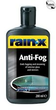 RAIN X Anti Fog Glass Cleaner - 200ml - 81199