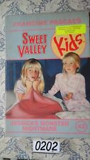SWEET VALLEY KIDS 42 - JESSICA'S MONSTER NIGHTMARE