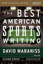 The Best American Sports Writing 2007, , Very Good Book