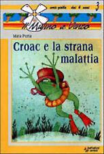 Croac e La Strana Malattia,ACCEPTABLE Book