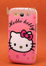 for samsung galaxy i9300 s3 siii S III  case cover pink hot pink bow