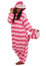 Cheshire Cat Kigurumi - Adult Costume from USA