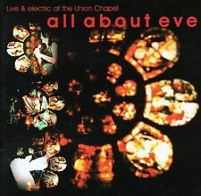 Live and Electric at Union Chapel by All About Eve (CD, Sep-2002, United States