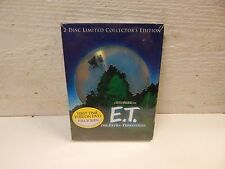 E.T. The Extra-Terrestrial DVD, 2002, 2-Disc Limited Collector's Edition sealed