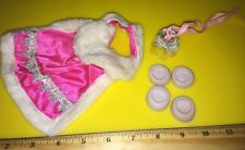 Vintage G1 My Little Pony Outfit Royal Pony Costume Complete Crown Cape Shoes