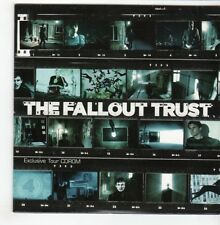 (GO790) The Fallout Trust, Before The Light Goes - 2005 DJ Tour CD-ROM