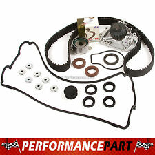 96-01 Acura Honda B18B1 B20B4 B20Z2 Timing Belt Kit Valve Cover GMB Water Pump