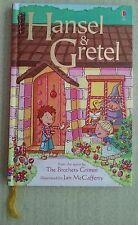 Hansel and Gretel by Jacob Grimm, Wilhelm K. Grimm and Katie Daynes 2005 Book
