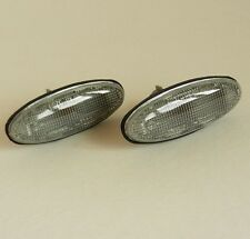 MAZDA 323 626 DEMIO TRIBUTE MPV - SIDE INDICATOR REPEATER LAMP LIGHT PAIR SMOKED