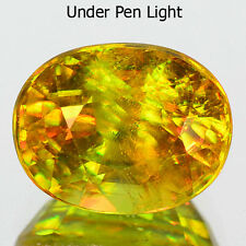 2.05 Cts EXCELLANT FINE QUALITY COLOR CHANGE NATURAL SPHENE,TITANITE REF VIDEO