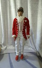 the King of Hearts Alice in Wonderland By Tonner Doll poupee convention