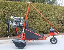 """Eagle"" - Weight-Shift Experimental AB (Ultralight) trike plans"