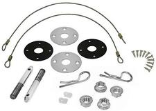HOOD PIN & CABLE KIT 70-72 CHEVELLE, EL CAMINO,CAMARO,NOVA 1470A