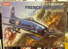 ACADEMY F8F-1/2 BEARCAT FRENCH AIR FORCE Scala 1/48 12201