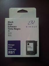 Rimage Printer 360i/480i/2000i  Black Ink Cartridge  RMG480BLK (203340-001/RB1)
