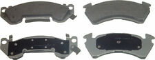 Wagner MX614A Thermo Quiet Semi Metallic Front Brake Pads - Free Priority Mail