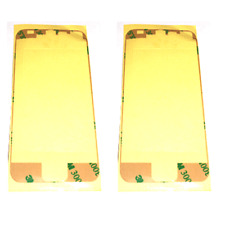 BRAND NEW 2 x 3M FULL ADHESIVE STICKY TAPE FOR LCD TRIM FRAME FOR IPHONE 5
