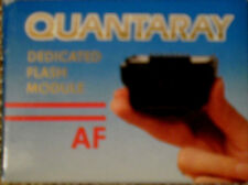 New in box Quantaray  QDA-NAF Flash Module auto Focus 53-166-0728 for Nikon AF
