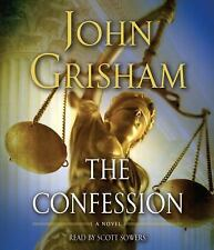 John Grisham The Confession Audio Book CD Abridged Novel Legal Thriller - New