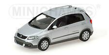 Minichamps 1:43 400 054370 VW CROSS GOLF 2006 Silver NEW