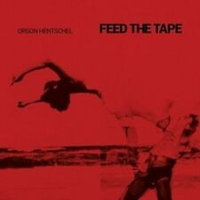 ORSON HENTSCHEL - FEED THE TAPE  CD NEU