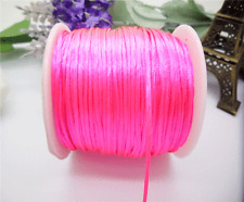 NEW 70M / Roll Lot Soft Nylon Chinese Knot Beading Jewelry Cords For Bracele M12