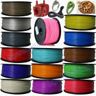 New 3D Printer Filament ABS / PLA - 1Kg- 1.75mm- For Makerbot Huxley Leapfrog