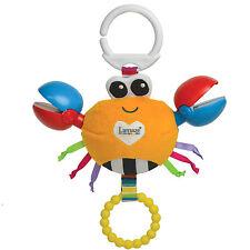 Tomy Baby Spielzeug Lamaze Kenny Krebs Geräusche Beißring Hängespielzeug neu