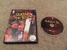 NBA Street Series, Class Of '03, Volume Four - Basketball DVD (Region 3)