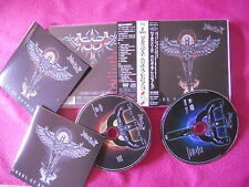*JPN w/Obi  - Judas priest -  Angel of retribution _ w/DVD _ ORG !