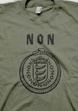 NON / Boyd Rice - Osaka SHIRT XL Death in June Psychic TV Throbbing Gristle COIL