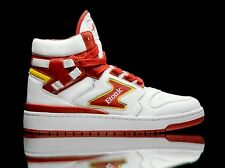 2014 Mens Etonic The Dream 1 SZ 8.5 Hakeem Olajuwon Hawks White Red EML14F-01