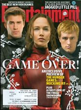 2015 Entertainment Weekly: The Hunger Games Mockingjay Pt 2/Best New Videogames