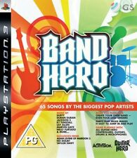 Band Hero PS3 * NEW SEALED PAL * PG