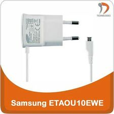 SAMSUNG ETAOU10EWE chargeur ORIGINAL charger oplader i9100 Galaxy S2 S8000 Jet