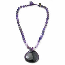 Lola Rose Skyla Necklace in Cape Amethyst