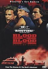 Blood In, Blood Out Jesse Borrego R/DVD June 13, 2000 Hollywood Pictures NEW