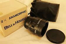 KOWA  2X Anamorphic  for Bell & Howell  , MINT  boxed