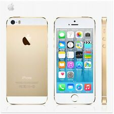 Smartphone Original Apple iPhone 5s - WIFI GPS (Factory Unlocked) 32GB GOLD