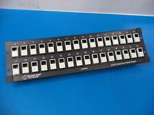 BLACKBOX, FEED-THROUGH CAT-5  UNSHIELDED 32 PORT PATCH PANEL, JPM802A - NEW