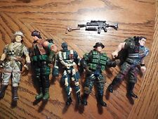 Mixed Lot of 5 Small Action Figures