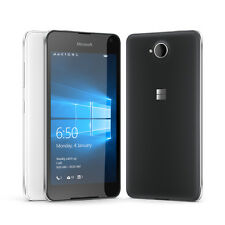 Microsoft Lumia 650 - 16GB - Black (Unlocked) Smartphone