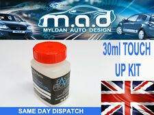 VOLVO ICE WHITE 614 PAINT TOUCH UP KIT 30ML CHIP SCRATCH REPAIR