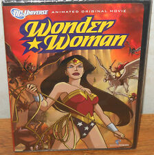 Wonder Woman (DVD, 2009) BRAND NEW, FACTORY SEALED - Widescreen