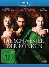 + Blu-ray * DIE SCHWESTER DER KÖNIGIN - Natalie Portman # NEU OVP