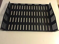 "Generic, U2V, Ventilated Utility Shelf. 2RU, 12-3/8""D."