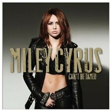 "MILEY CYRUS ""CAN´T BE TAMED"" CD NEU"